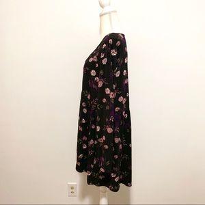 torrid Tops - Torrid floral print strappy babydoll top size 1